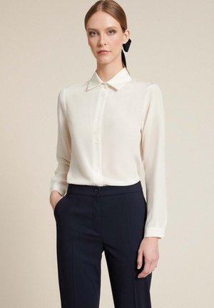 LABIRINTO A - Button-down blouse - panna