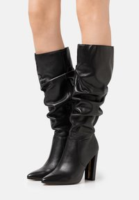 River Island - High heeled boots - black - 0
