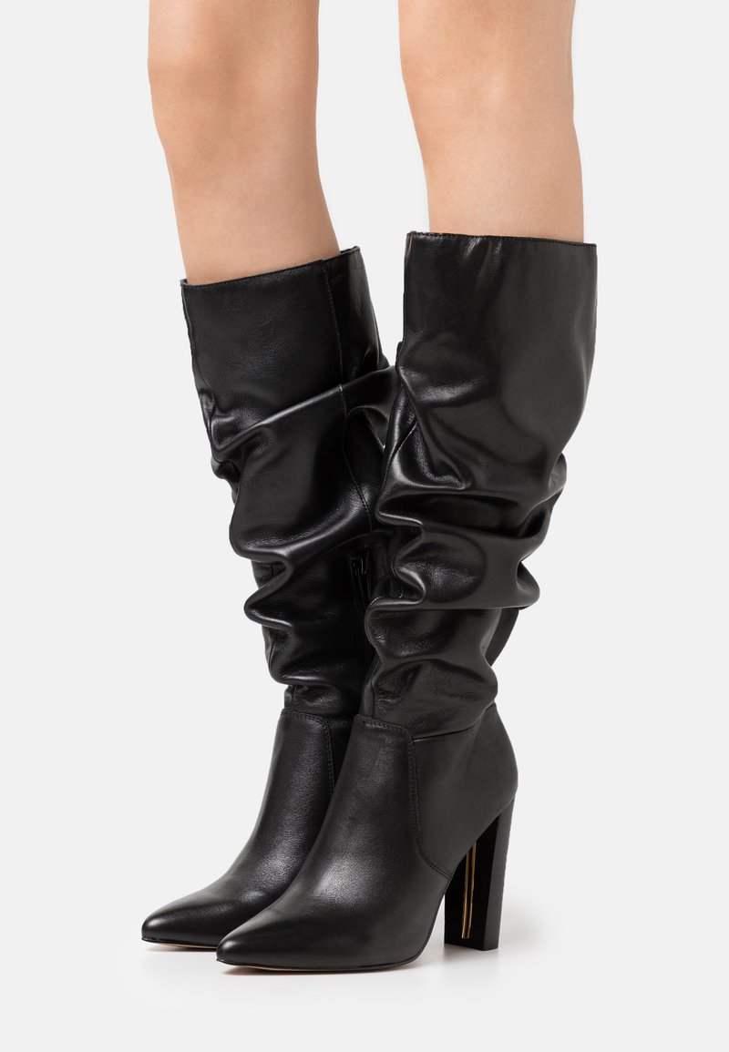 River Island - High heeled boots - black