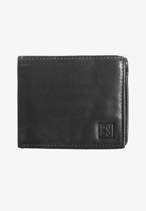 Wallet - black slate