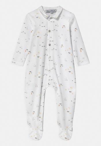 DORSBIEN UNISEX - Sleep suit - blanc
