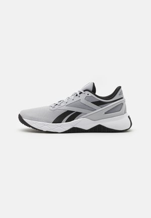 CIRCUIT TR - Scarpe da fitness - cloud grey/core black/footwear white