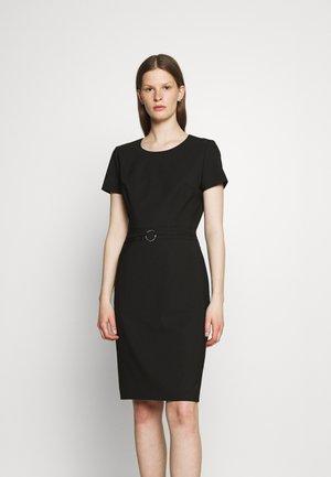 KILINA - Žerzejové šaty - black