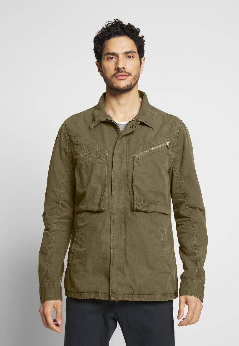 Schott - ADAMS - Summer jacket - khaki