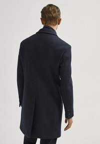 Massimo Dutti - Classic coat - blue - 2