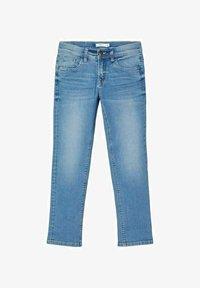 Name it - REGULAR FIT - Straight leg jeans - light blue denim - 0