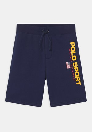 BOTTOMS - Tracksuit bottoms - cruise navy