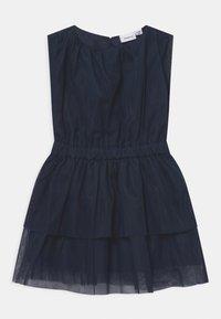 Name it - NKFOALA DRESS - Cocktail dress / Party dress - dark sapphire - 0