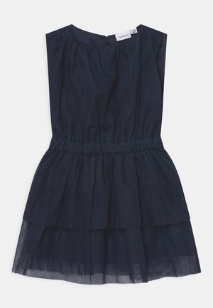 NKFOALA DRESS - Cocktail dress / Party dress - dark sapphire