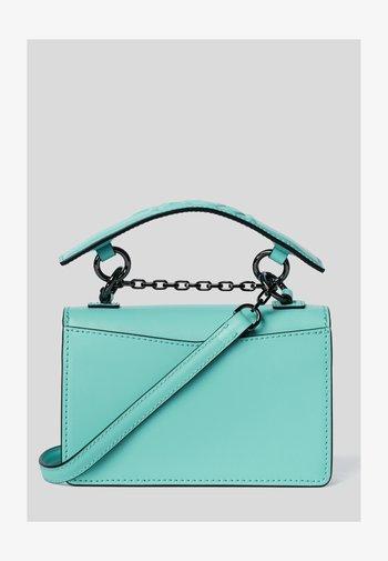 Handbag - a308 aqua