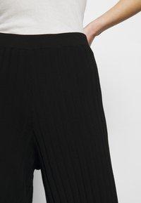 Filippa K - CELESTE TROUSER - Trousers - black - 5