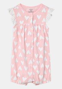 Carter's - HEART - Jumpsuit - light pink - 0