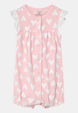 HEART - Jumpsuit - light pink