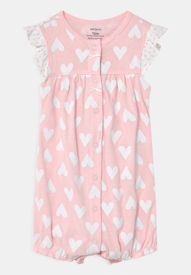 HEART - Overal - light pink