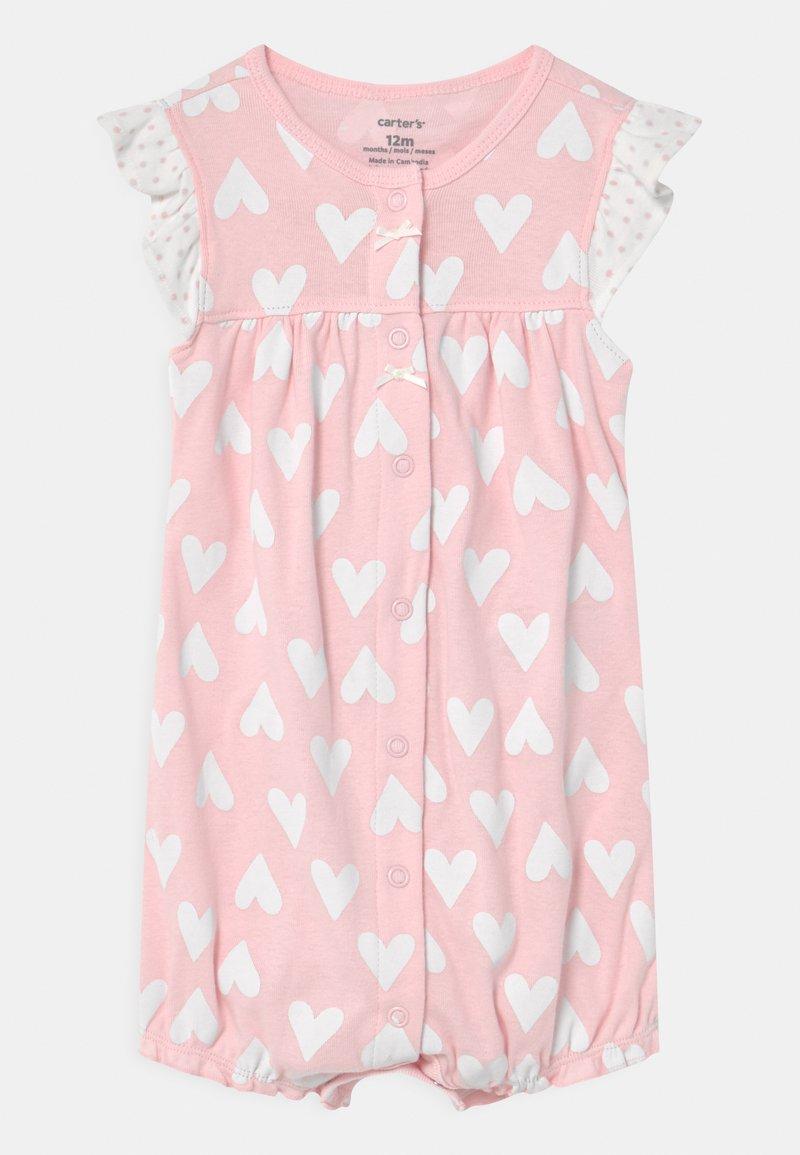 Carter's - HEART - Jumpsuit - light pink