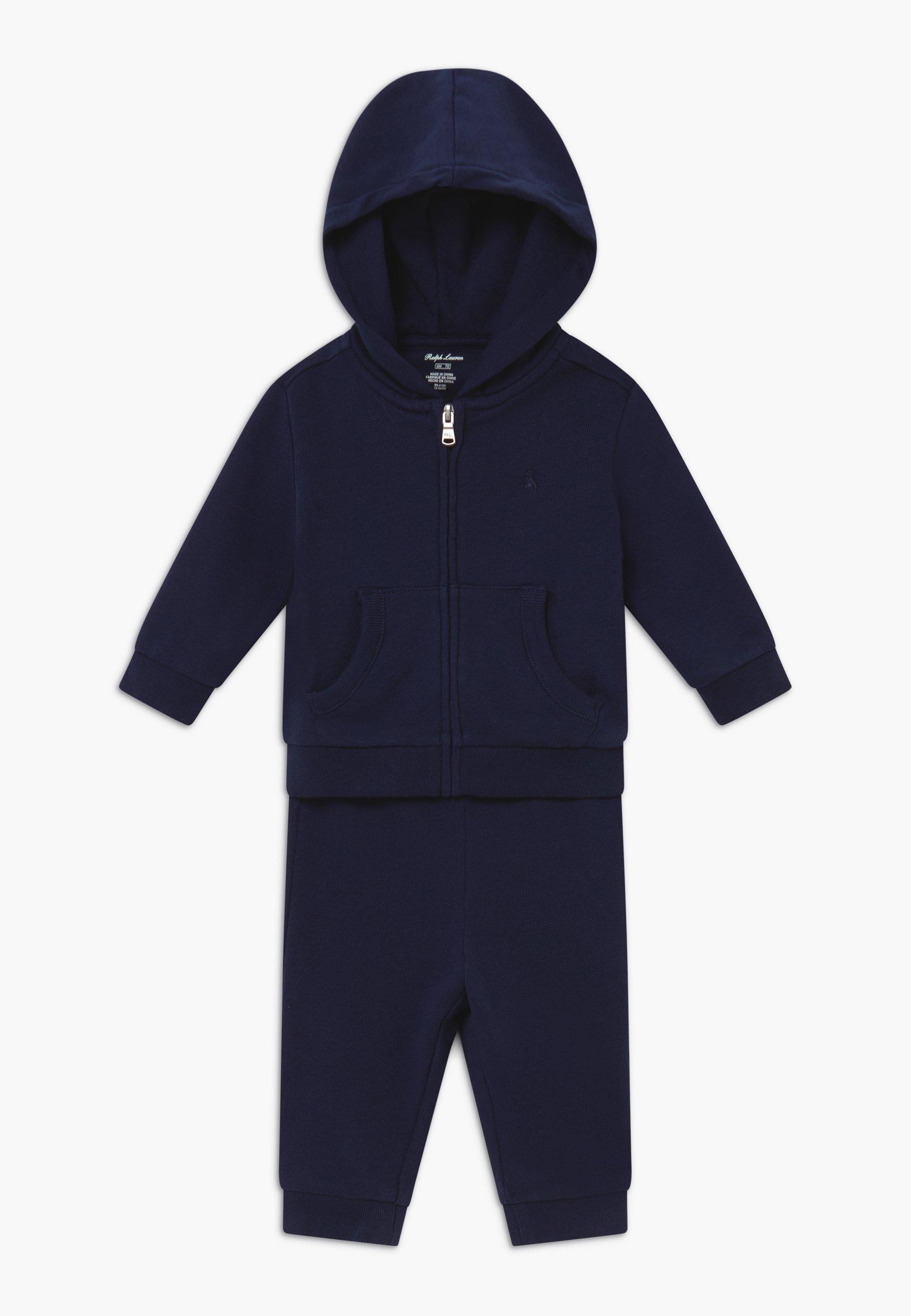 Große Förderung Polo Ralph Lauren BOY SET - Trainingsanzug - french navy   Damenbekleidung 2020
