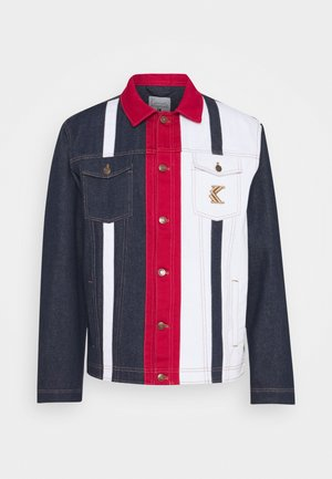 RINSE TRUCKER JACKET - Giacca di jeans - navy