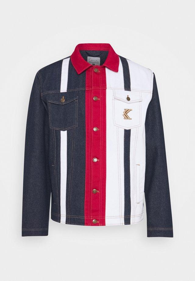 RINSE TRUCKER JACKET - Denim jacket - navy