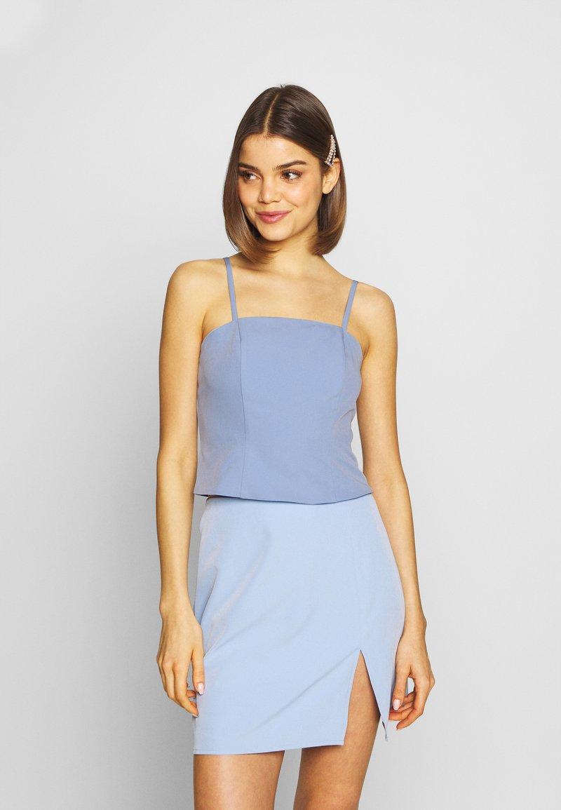 Fashion Union - DISCO - Top - blue