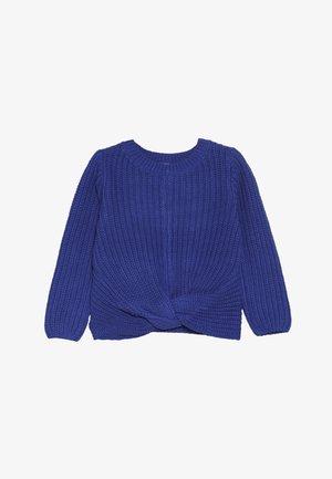 NMFNIJIA - Svetr - dazzling blue
