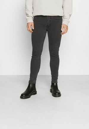 ROBIN STONE WASH - Jeans Skinny Fit - black