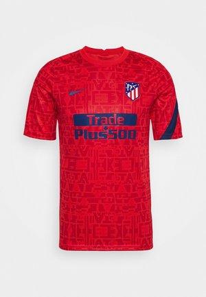 ATLETICO MADRID - Klubové oblečení - challenge red/coastal blue