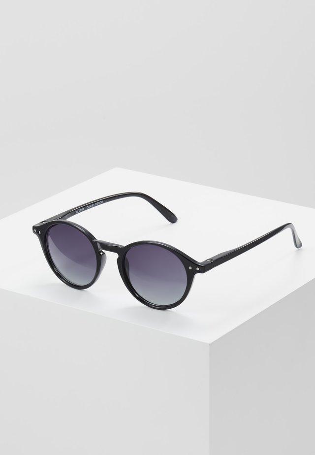 SUNGLASSES ROXANNE - Sluneční brýle - black