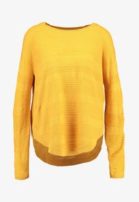 ONLY - ONLCAVIAR  - Strikkegenser - golden yellow - 3