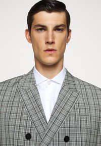HUGO - Suit jacket - silver - 5