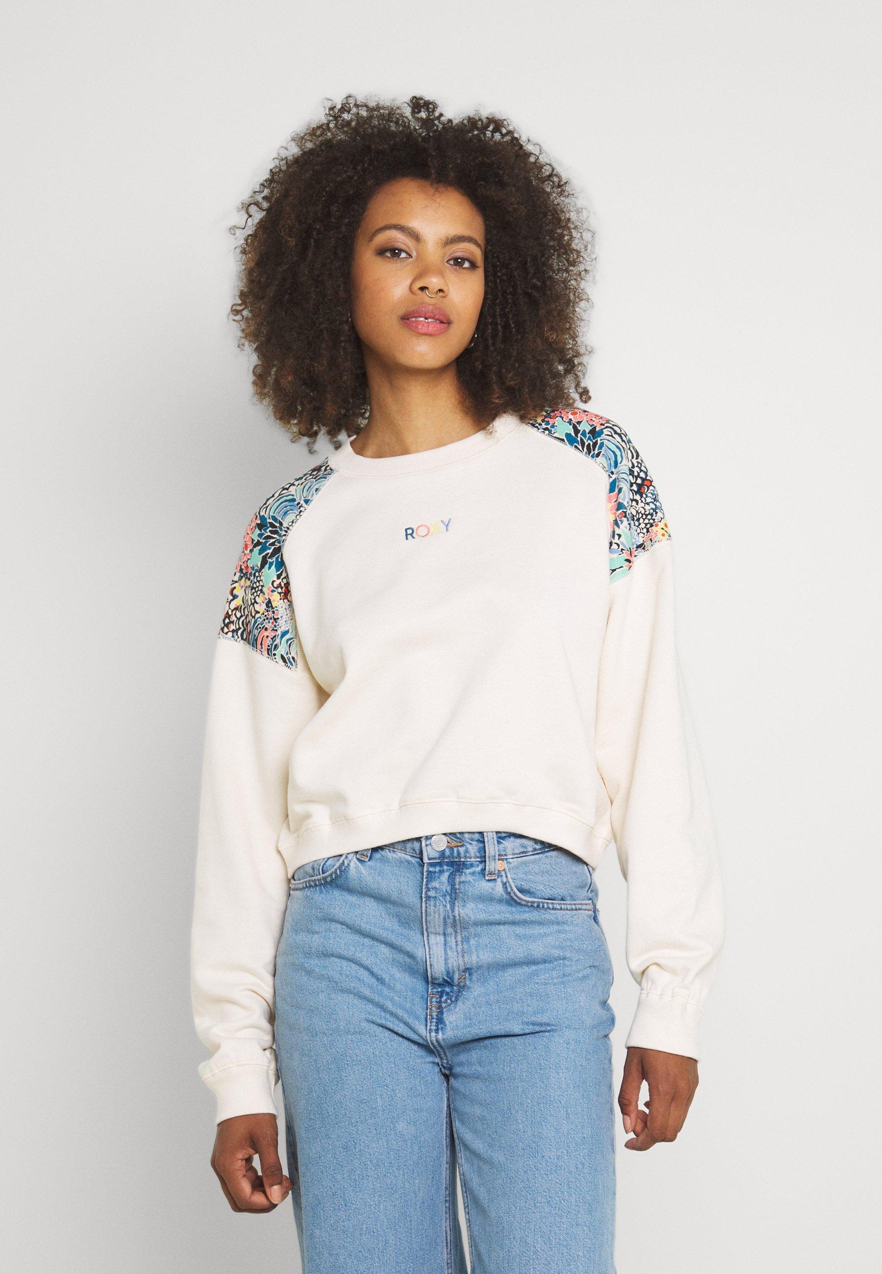 Women MARINE BLOOM CREW NECK - Sweatshirt