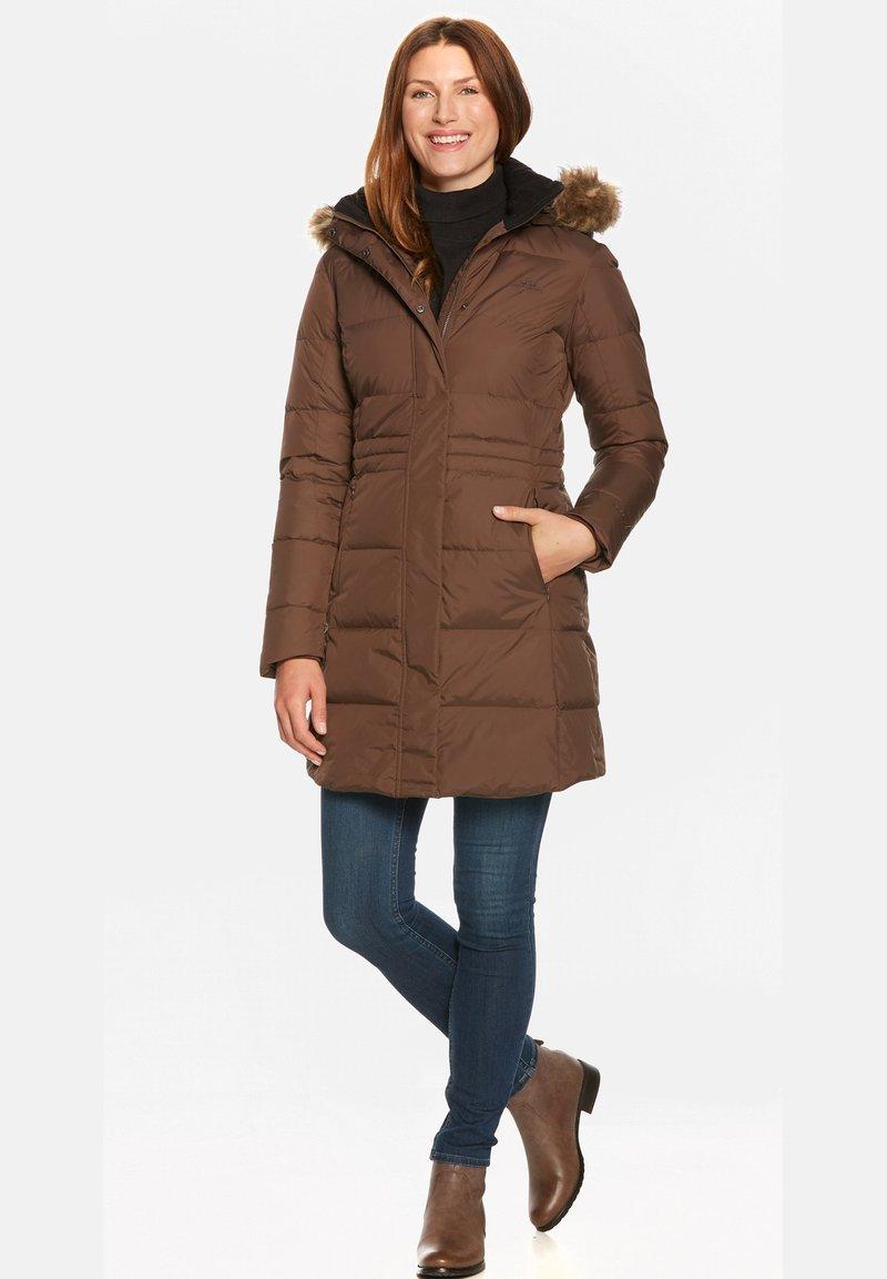 Jeff Green - FELY - Down coat - mocha