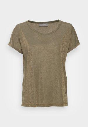 KAY TEE - Print T-shirt - grape leaf