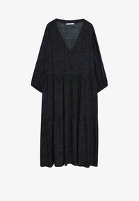 LOLA - Day dress - marineblauw