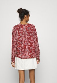 ONLY - ONLVIRGINIA LIFE - Blouse - burnt henna - 2