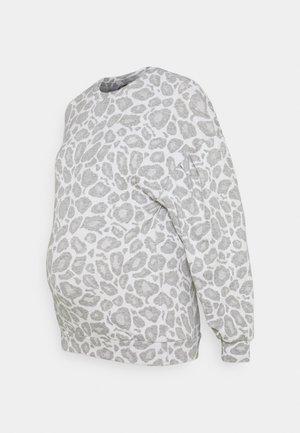 MLGEO - Maglietta a manica lunga - light grey melange