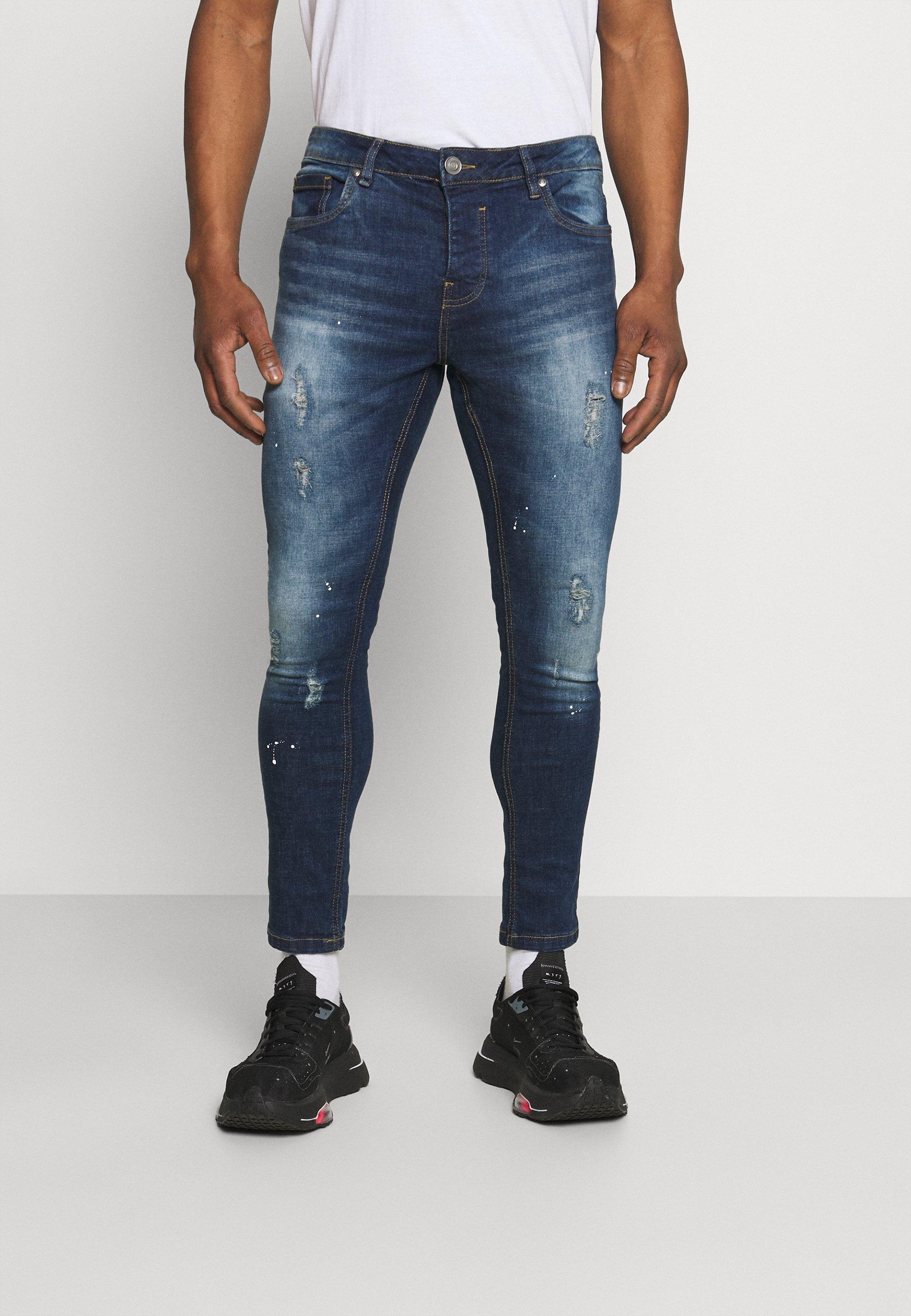 Men CALIFORNIA - Slim fit jeans