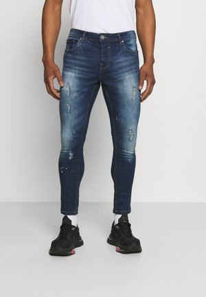 CALIFORNIA - Slim fit jeans - blue wash