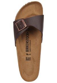 Birkenstock - MADRID - Slippers - brown - 1