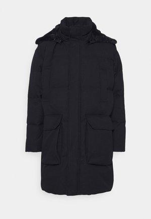 JACKET - Kabát zprachového peří - blu navy