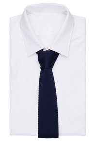 Twisted Tailor - BOWIE TIE - Krawat - navy - 1