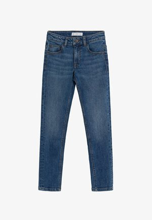 SLIM - Slim fit jeans - blu medio