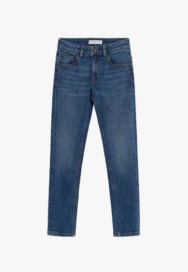 SLIM - Slim fit jeans - blu medio