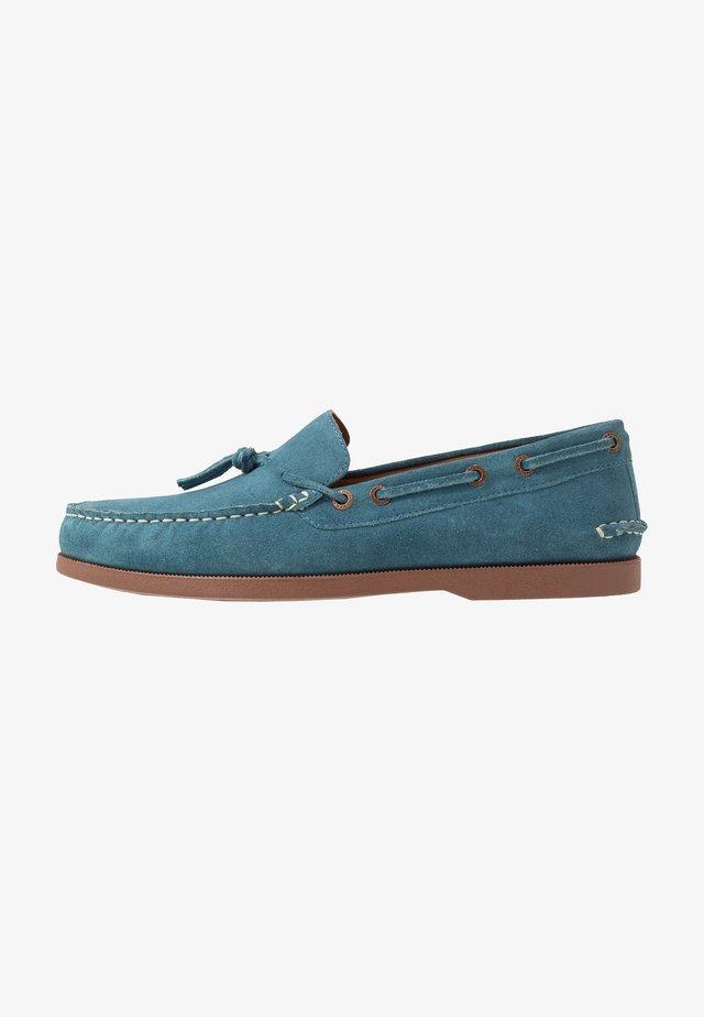ORION - Scarpe da barca - light blue