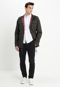 HARRINGTON - ARMY - Veste légère - kaki - 1