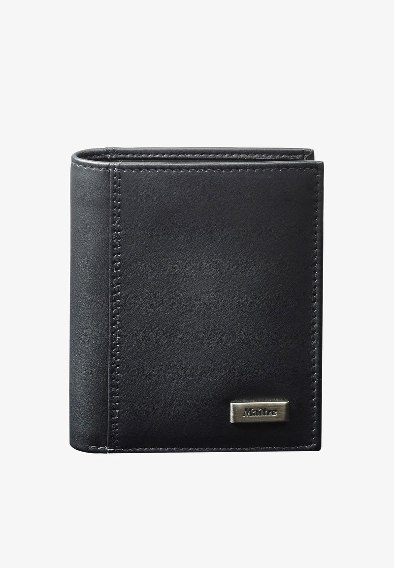 MAITRE - FUSTO HELGE - Wallet - black