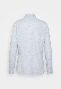 Hackett London - LEAF PRINT - Shirt - blue/white - 1