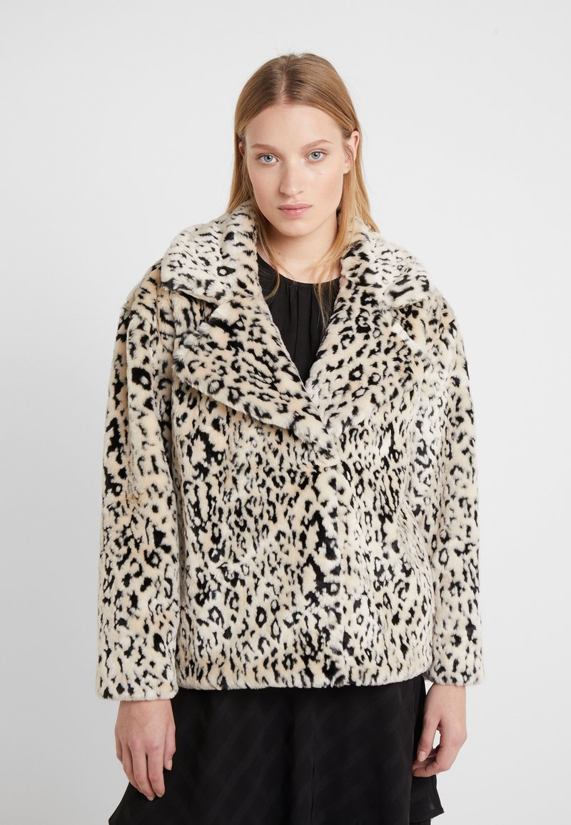 Diane von Furstenberg - JORDAN - Light jacket - black/ivory