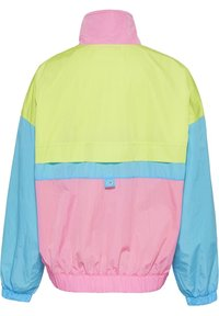 Tommy Jeans - Summer jacket - faded lime / multi - 1