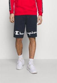Champion - BERMUDA - Pantaloncini sportivi - navy - 0