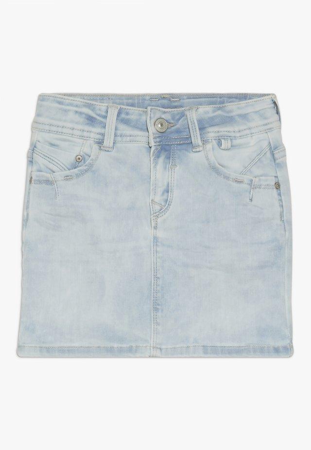 ADREA  - Denim skirt - corine wash